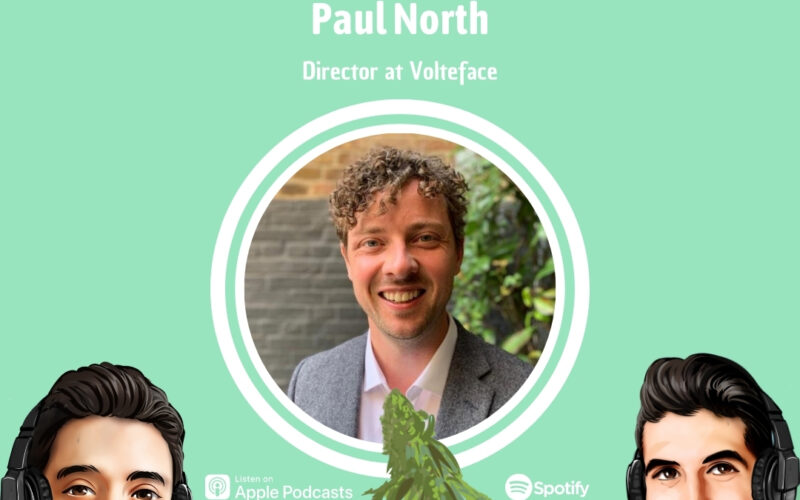 Professionally Cannabis Podcast - Paul North - Volteface